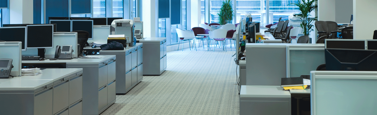 office space cleaning
